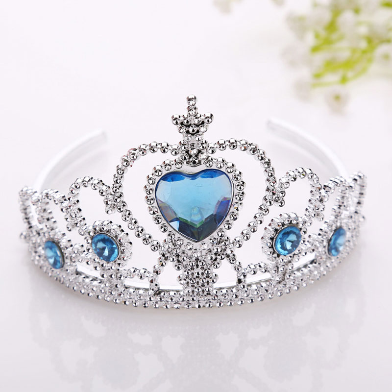 45B3-Children-Girls-Kids-Cosplay-Crown-Princess-Costume-Magic-elsa-Party-Toy