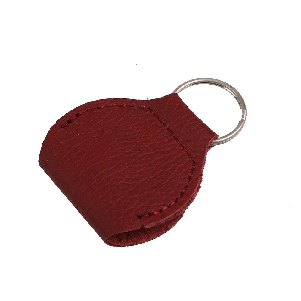 D877-Leather-Keyring-Holder-Case-For-Guitar-Pick-Plectrum-Storage-Bag-Pouch