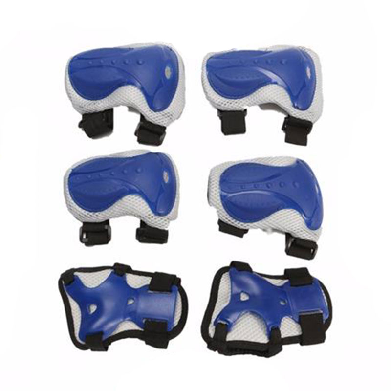 0E55-6pcs-set-Adult-Sports-Knee-Kneepads-Protection-For-Scooter-Cycling-Skating