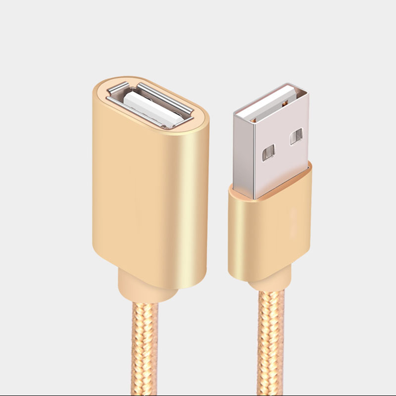 75C6-2M-USB-2-0-EXTENSION-Cable-A-Male-Plug-to-A-Female-Plug-Socket-High-Speed