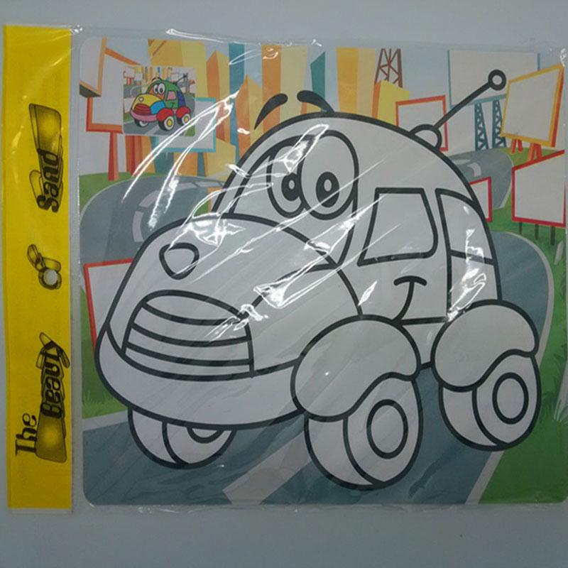 37DC-DIY-Manual-Handwork-Sand-Craft-Painting-Set-Interest-Development-Toy-Kids