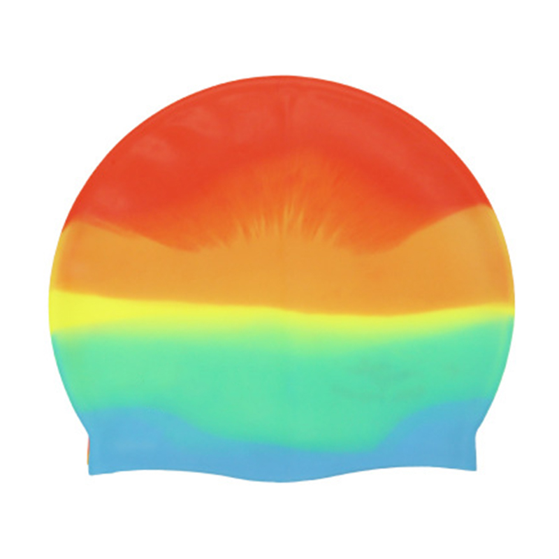 A648-Unisex-Silicone-Swim-Cap-Flexible-Durable-Elasticity-Elastic-Swimming-Hat
