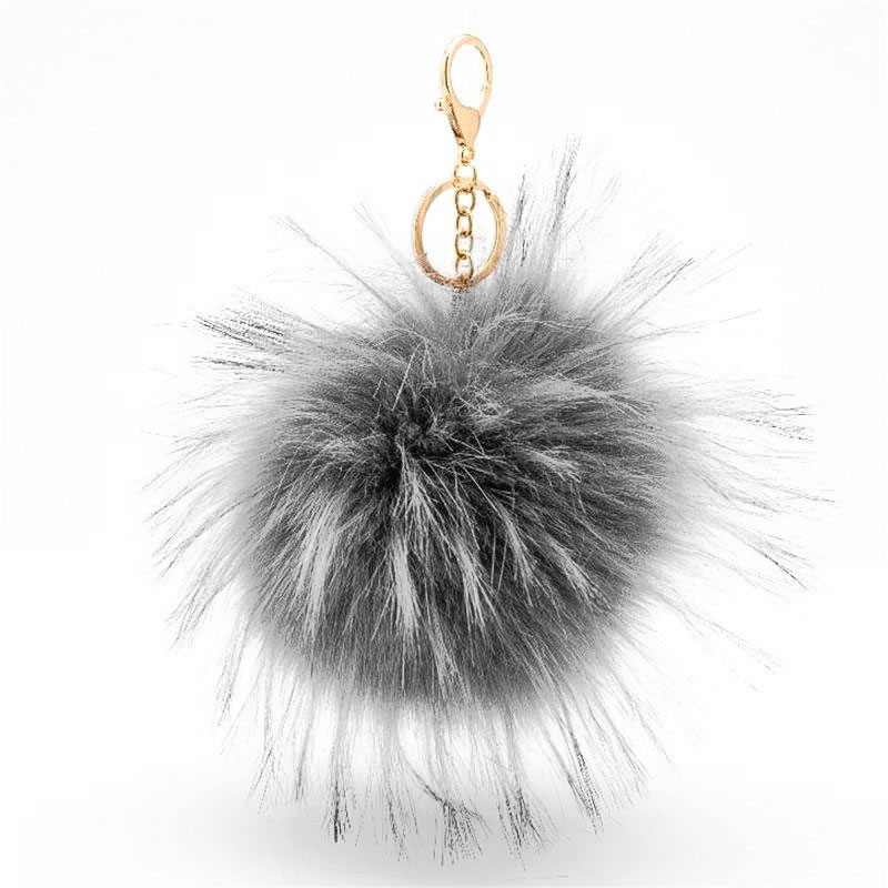 3DD7-New-Fluffy-Large-13cm-Faux-Fur-PomPom-Ball-Car-Handbag-Keychain-Key-Ring