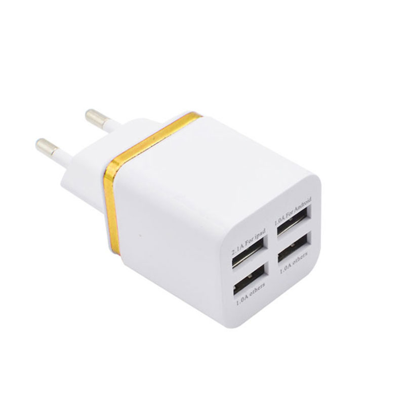 4A48-High-Quality-4USB-Charger-EU-Plug-For-Phone-Tablet-Over-Voltage-Protection