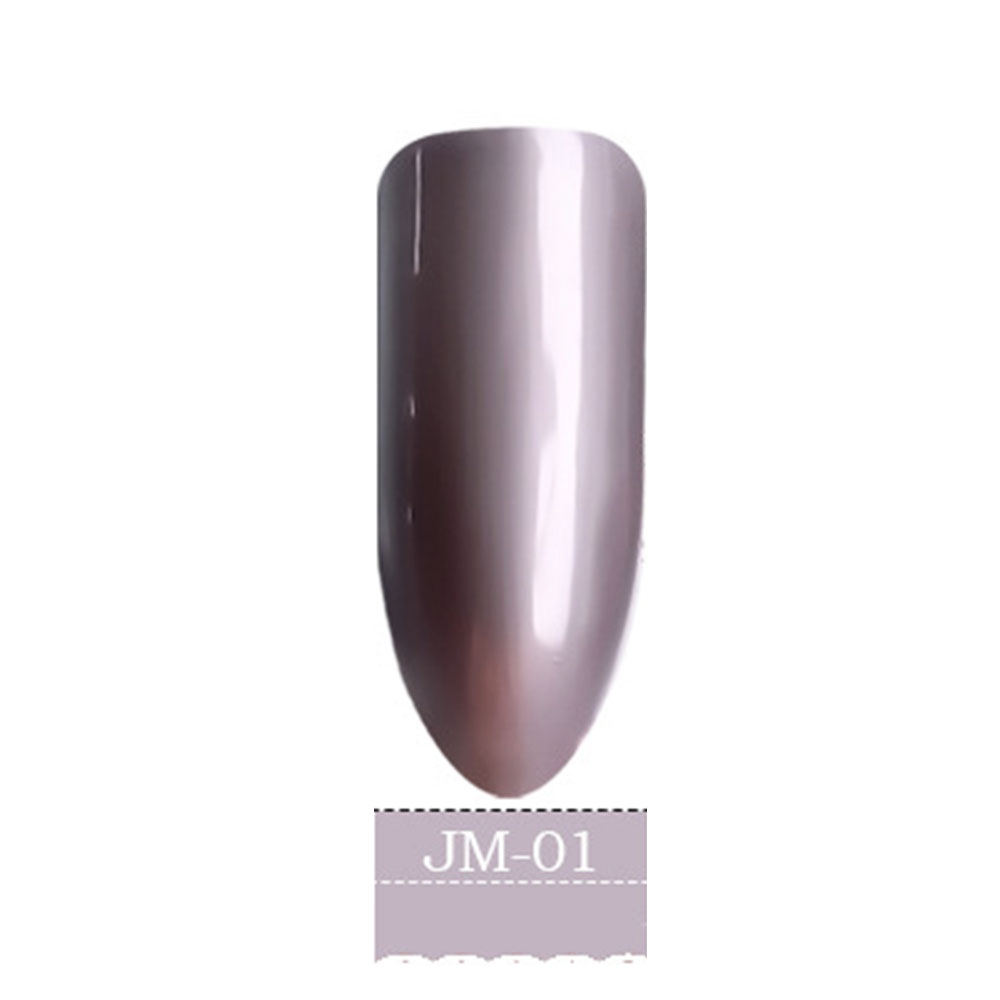 52B6-Nail-Polish-Metallic-Rose-Mirror-Gold-Paint-Light-Women-Nail-Art-Design