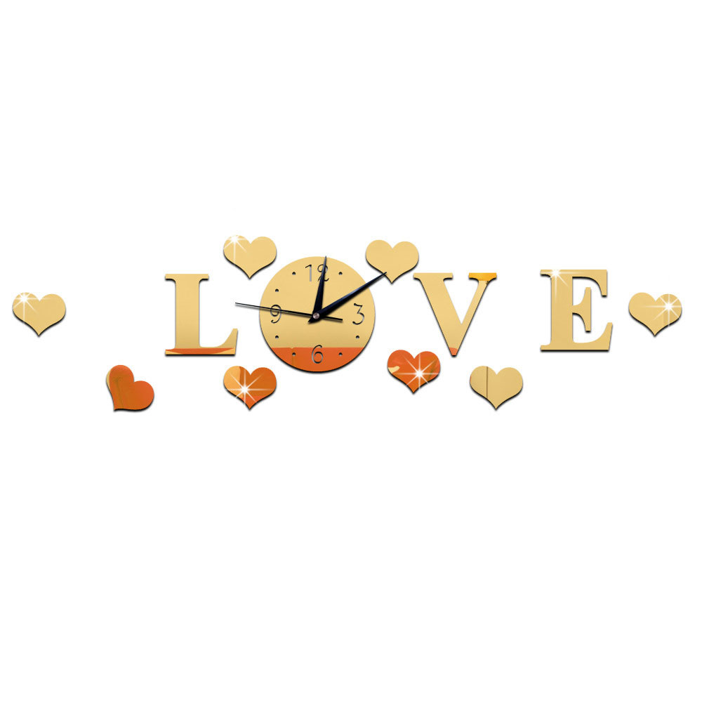 F089-Mirror-Wall-Love-Clock-Sticker-Living-Room-Bedroom-Home-Mirrored-Decal