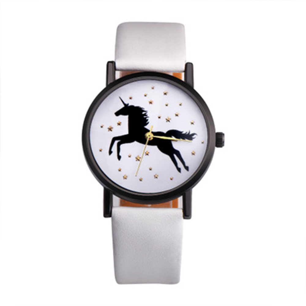 1CD6-Casual-Unicorn-Watch-Wristwatches-Stars-Pattern-Students-Colorful-Cute