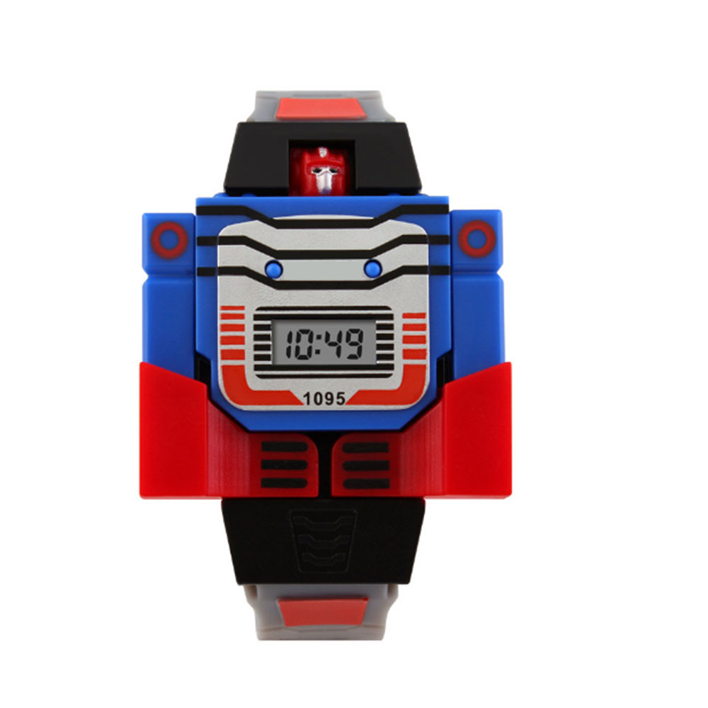 2F54-Electronic-Watch-Movie-Character-Digita-Showing-Time-Children-Batteried