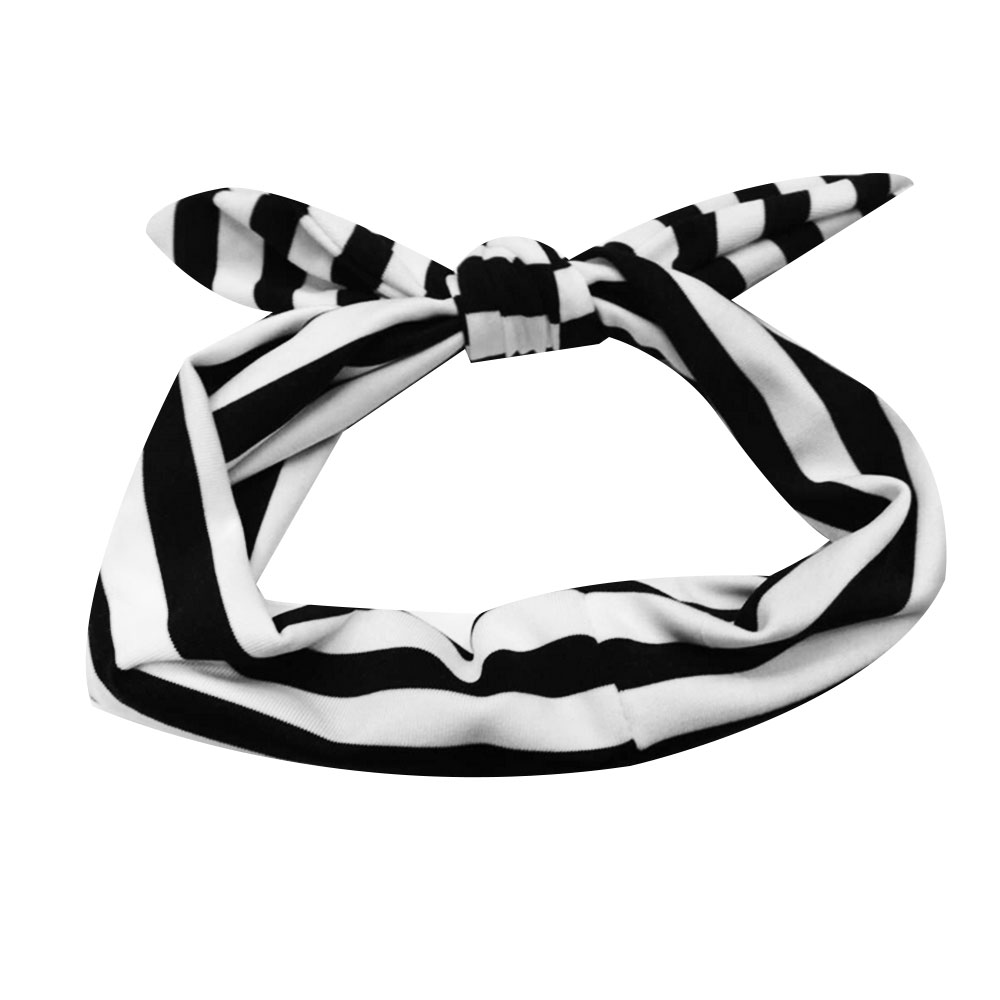 Babay-Newborn-Cotton-Headband-Stripe-Hair-Christmas-Decoration-Headdress-4780