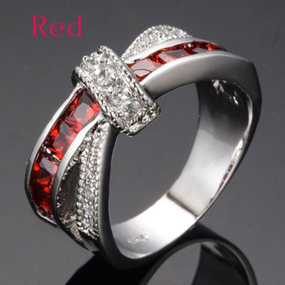 CEA9-925-Sterling-Silver-Plated-Crystal-Rings-Jewelry-For-Wedding-Party-Gifts