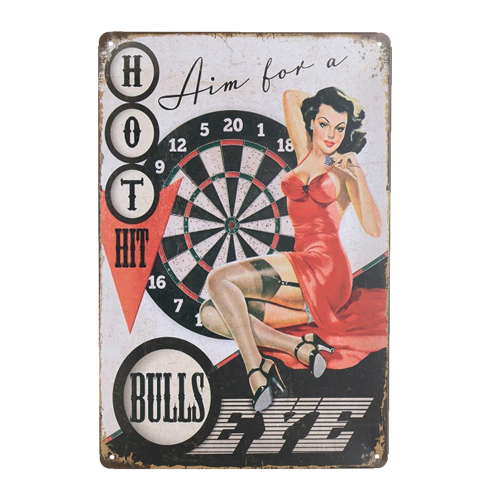 7AFA-Sexy-Girl-Metal-Tin-Signs-Wall-Plaque-Club-Pub-Home-Bar-Poster-Ornament