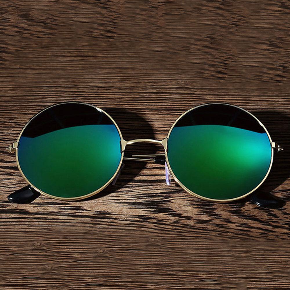 238C-Men-Women-Unisex-Sunglass-UV400-Round-Eye-Glasses-Retro-Spectacles-Optical