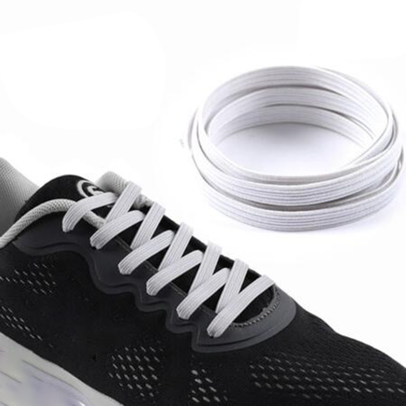 03CD-Children-Elastic-Athletic-Flat-No-Tie-Shoelaces-Best-Outdoors-Sports-Fan