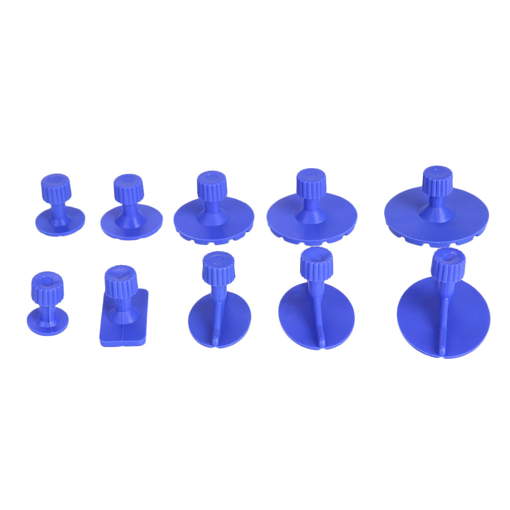 Repair-Kit-Plastic-10PCS-Car-Panel-Car-Care-Supplies-Dent-Pulling-Tab-Extractor