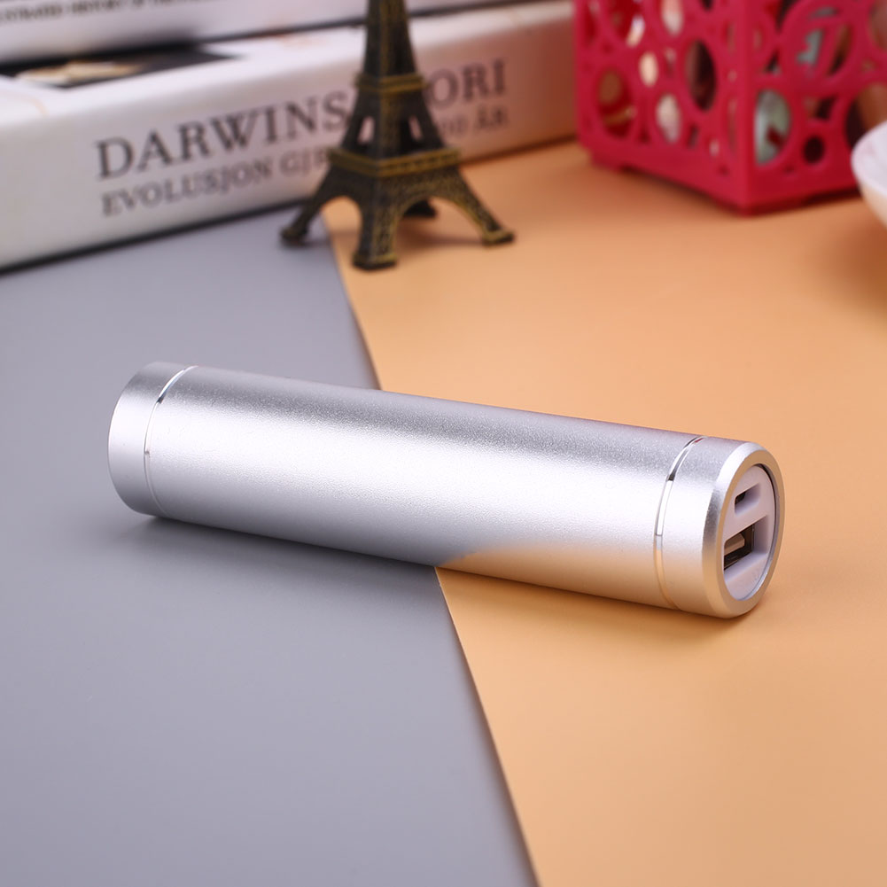 13BF-Power-Bank-Case-Durable-Portable-USB-18650-Battery-2600mAh-External-Travel