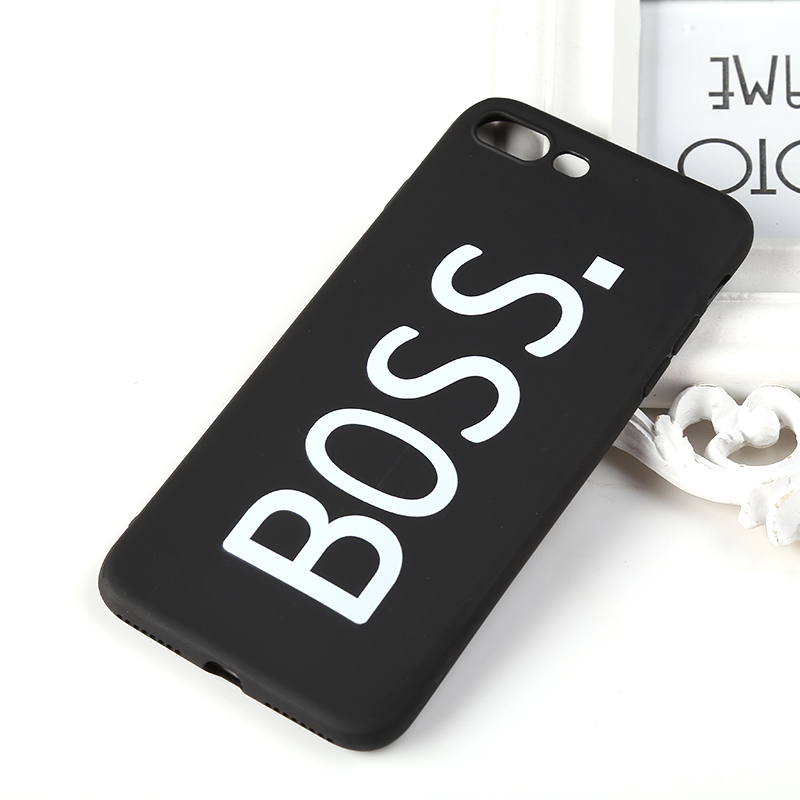 0781-Letter-Printed-Phone-Case-Cover-Silicone-Soft-Full-Protective-Cases-Phones