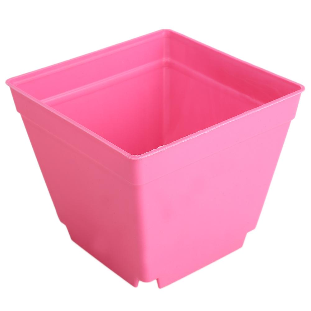 774D-Flower-Pot-Mini-Gardening-Supplies-Square-Planters-GD88-Multi-Meat-Basin