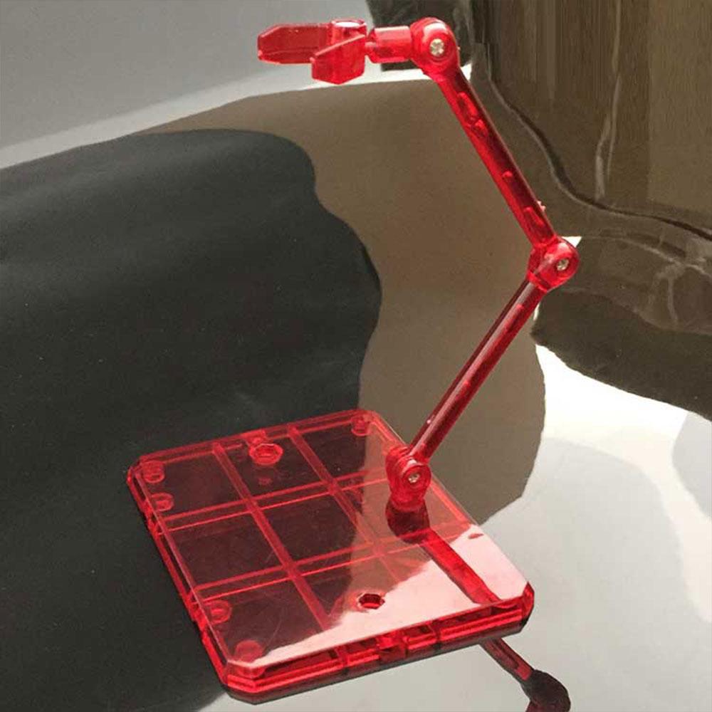 8BB5-Transparent-Plastic-Figure-Model-Bracket-Model-Holder-Universal-Assemble