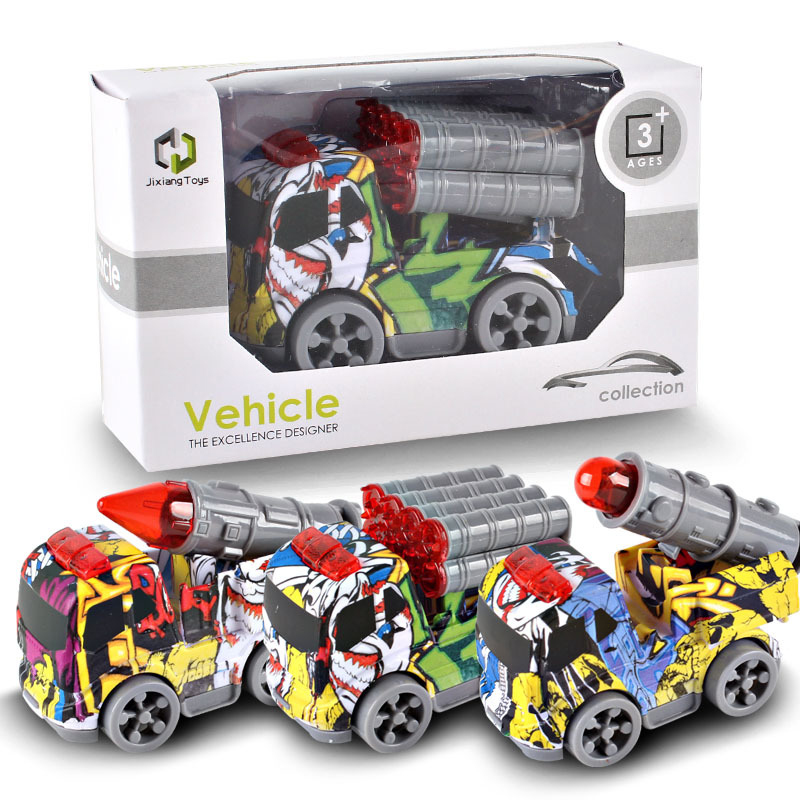 03AB-Children-Puzzle-Toy-Bus-Cars-Pocket-Toys-Gift-Graffiti-Camouflage