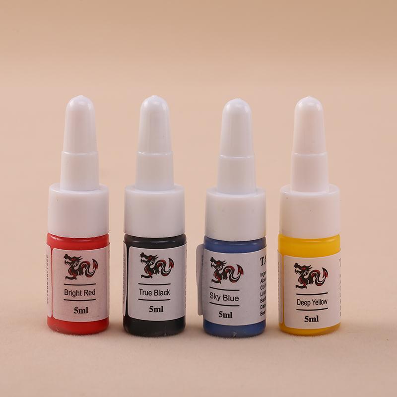 0B60-Beauty-Fashion-Ink-Pigment-Permanent-Body-Art-Semi-Tattoo-Tattoo-Ink