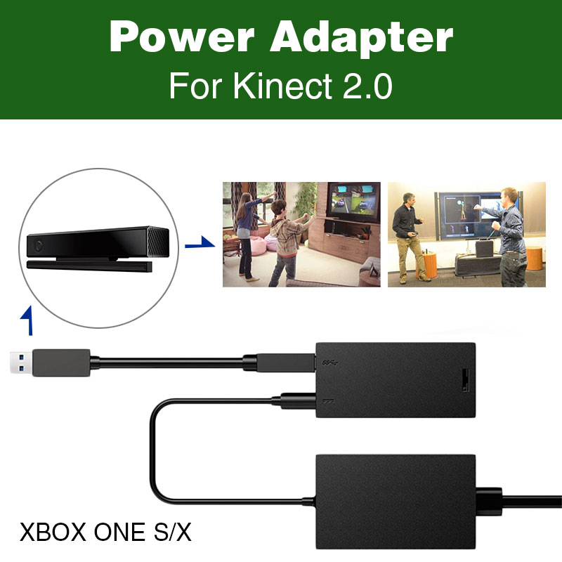 0B2D-KINECT-V2-WITH-ADAPTER-FOR-XBOX-ONE-S-X-amp-PC-VRCHAT-Plug-and-Play