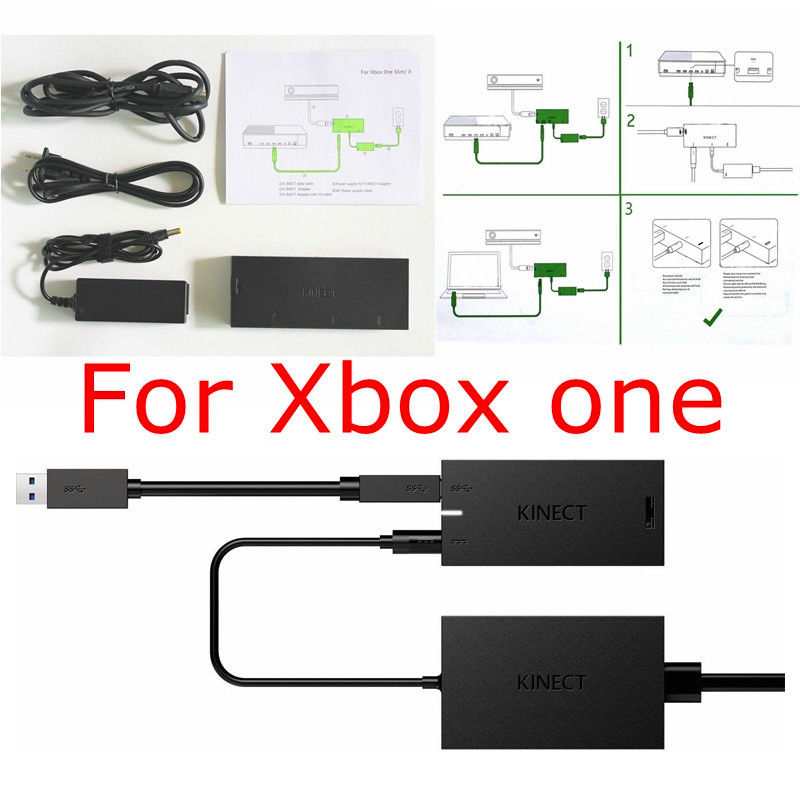 EE78-KINECT-V2-WITH-ADAPTER-FOR-XBOX-ONE-S-X-amp-PC-Development-amp-Win-8-8-1-10