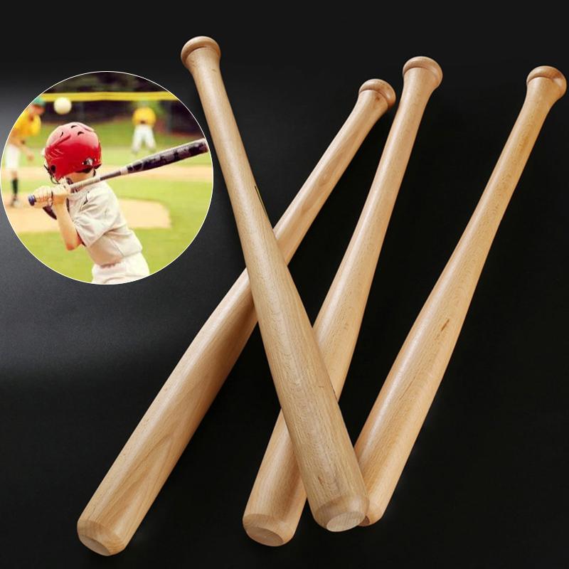 9FF1 54 cm Heavy Duty en bois bois en de baseball au baseball avec ou sans Softball Bat Taille 68b732