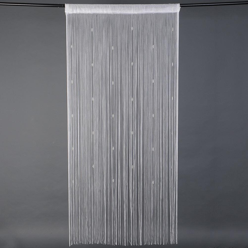 Item specifics & String Door Curtain 3 Crystal Beads Fly Screen Divider Room Window ...