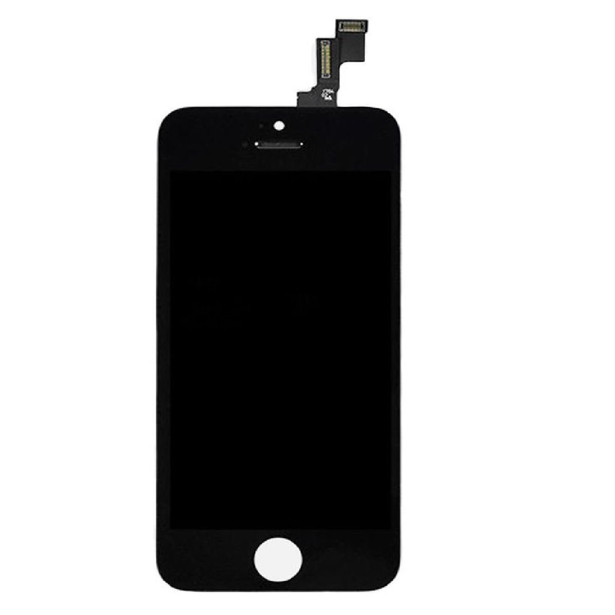 iphone 5s digitizer replacement black lcd touch screen display digitizer assembly 7714
