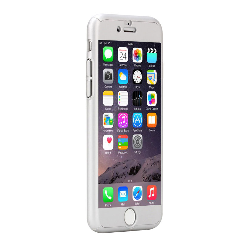 37A4-360-Degree-Tempered-Glass-Film-Matte-Hard-Shell-Case-For-iPhone-7-Plus