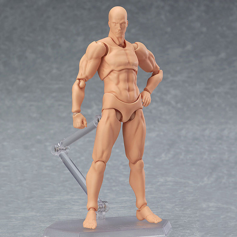 791B-Male-Female-Action-Figure-Doll-Human-Body-Toy-For-Anime-Painting-Drawing