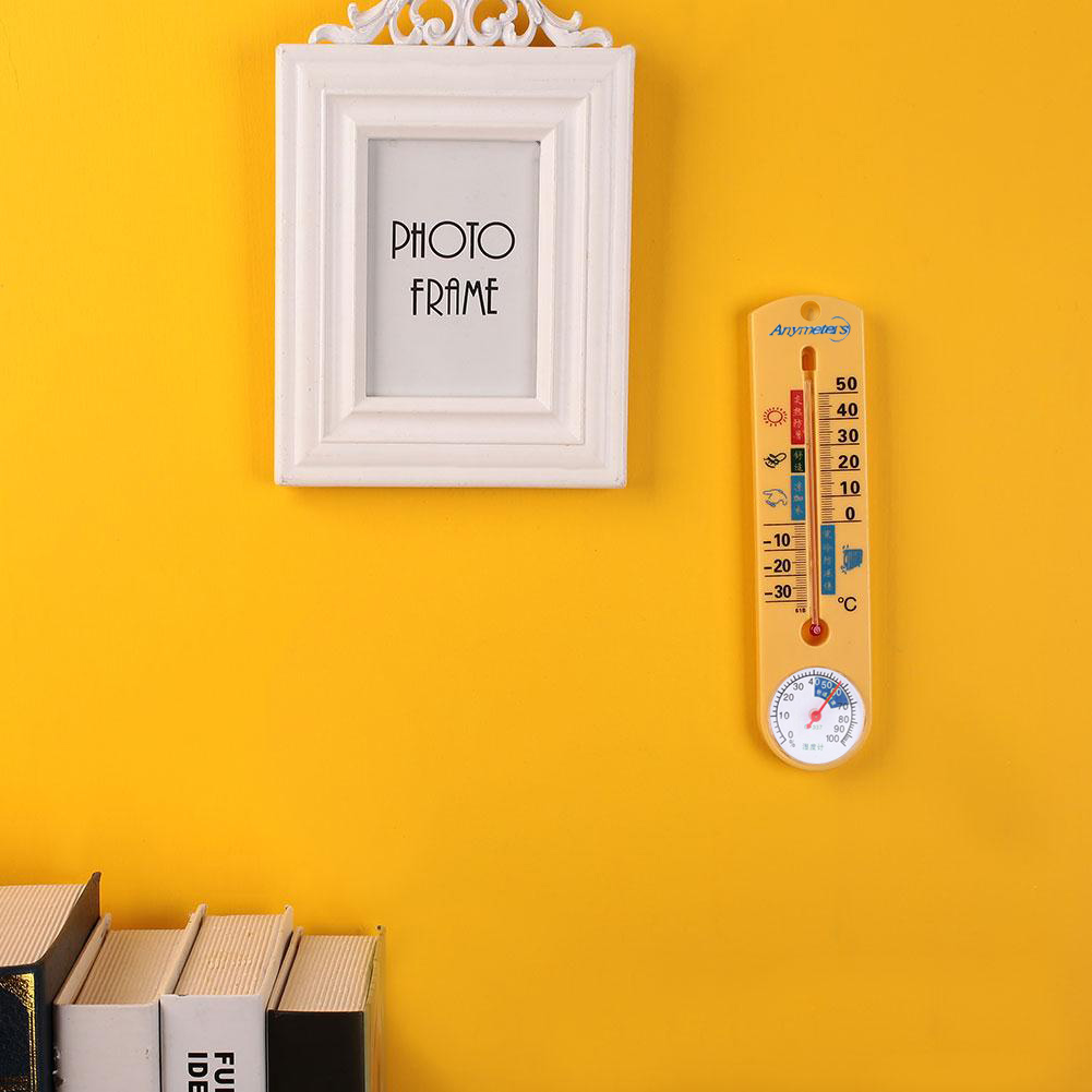 4569-Hanging-Wall-Mounted-Thermometer-Hygrometer-Humidity-Meter-For-Workshop