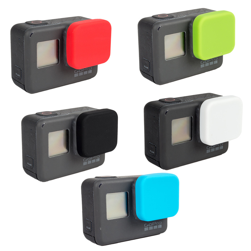 C529-New-Silicone-Lens-Lenses-Cap-Cover-Case-Protective-For-GoPro-Hero-5-Black