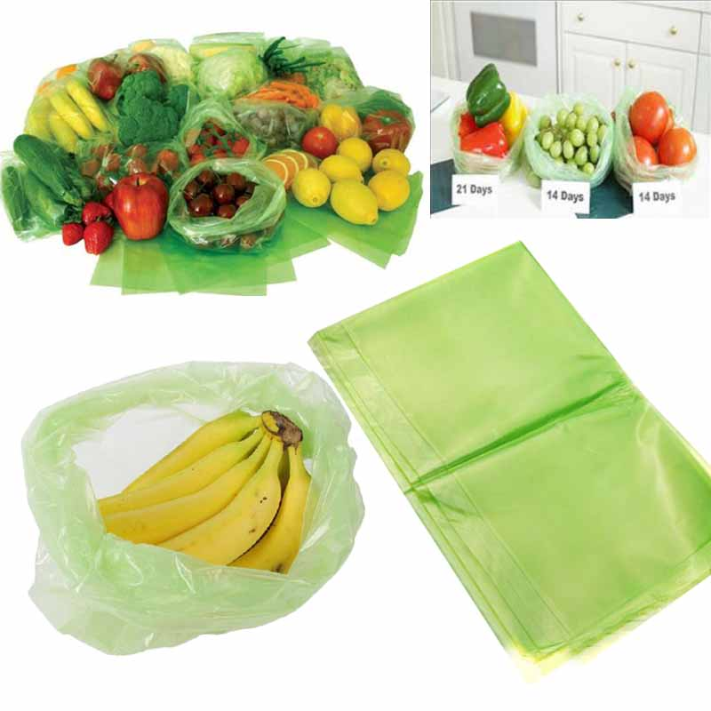 Image Is Loading 20pcs Bag Storage Bags Fresh Greenbags Produce Fruit
