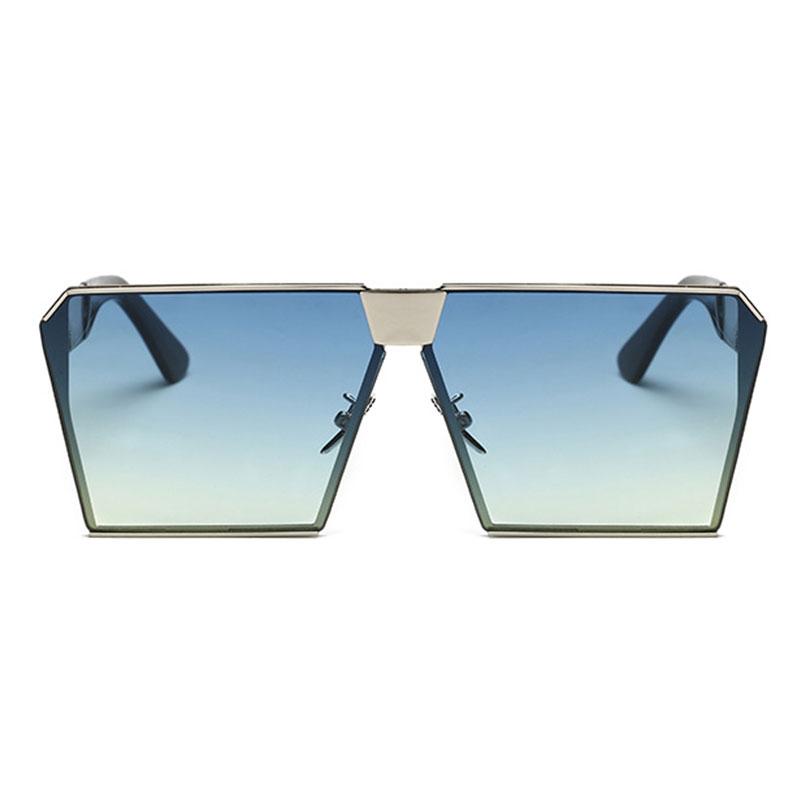 96E4-2017-Women-Steampunk-Oversized-Square-Sunglass-Outdoor-Goggles-Accessory
