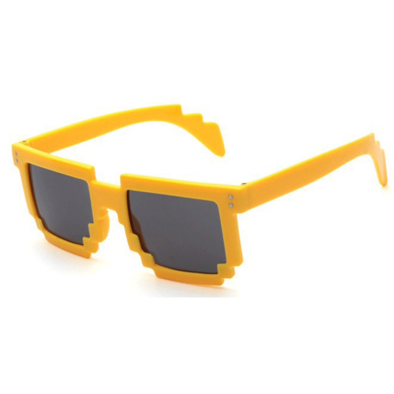 3E3E-with-it-Old-School-Square-Sunglasses-Mosaic-retro-style-Glasses-Sunglasses