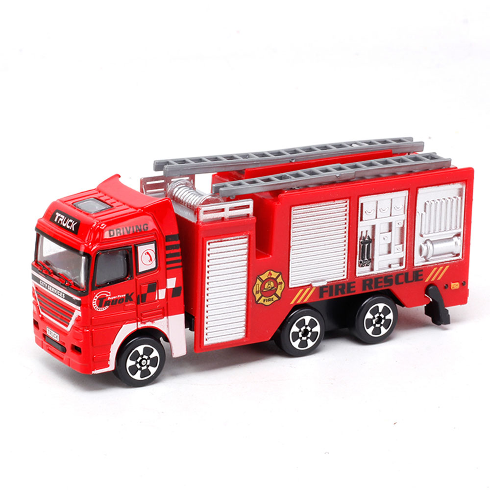 95F5-1-64-Scale-Alloy-Fire-Fighting-Truck-Fire-Engine-Car-Children-Toy-Gift