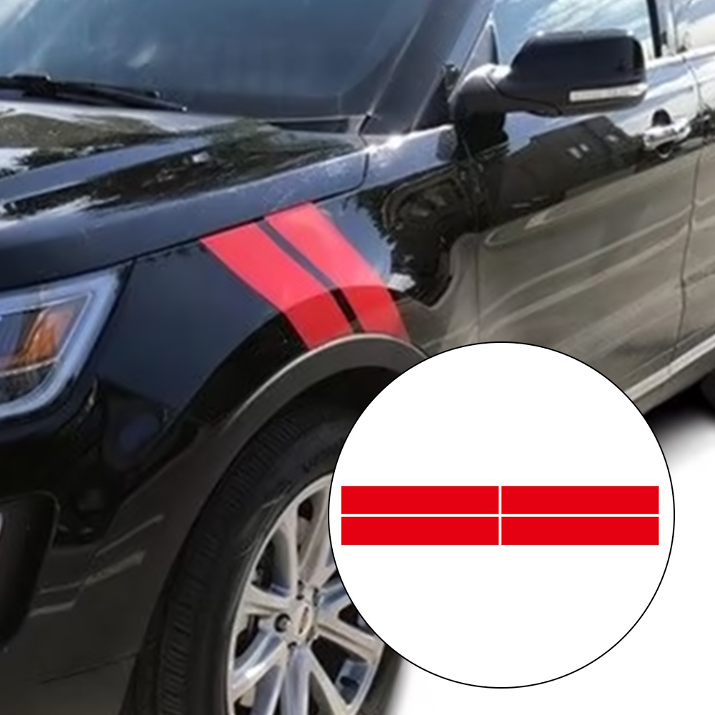 A5C8-Stripe-Decal-Car-Vehicle-Fender-Sticker-Decoration-For-Dodge-Ford-Mustang
