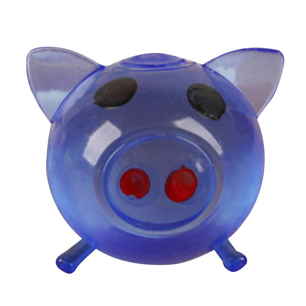 3596-Water-Ball-Pig-Shape-Toy-Anti-Stress-Decompression-Baby-Kids-Bathing-Toys