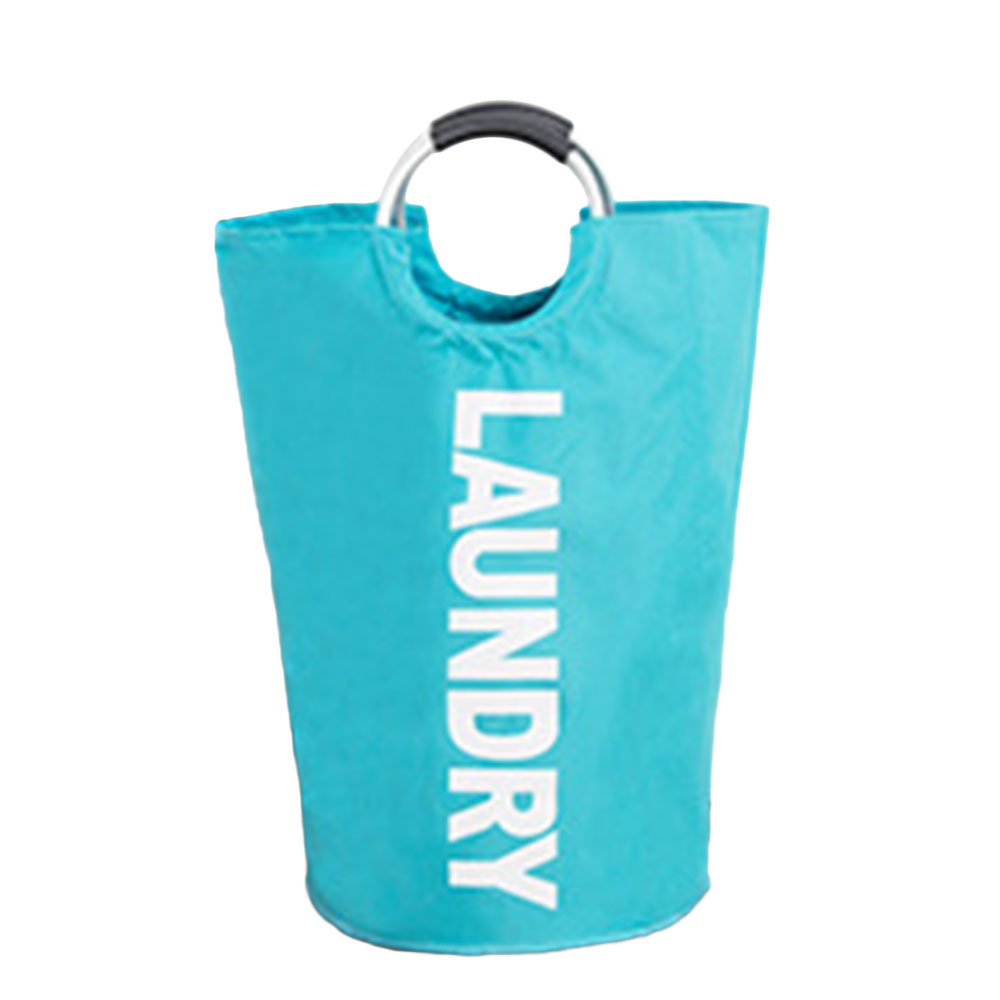 4784-Foldable-Oxford-Dirty-Clothes-Laundry-Bag-Fashionable-Folding-3D-Storage