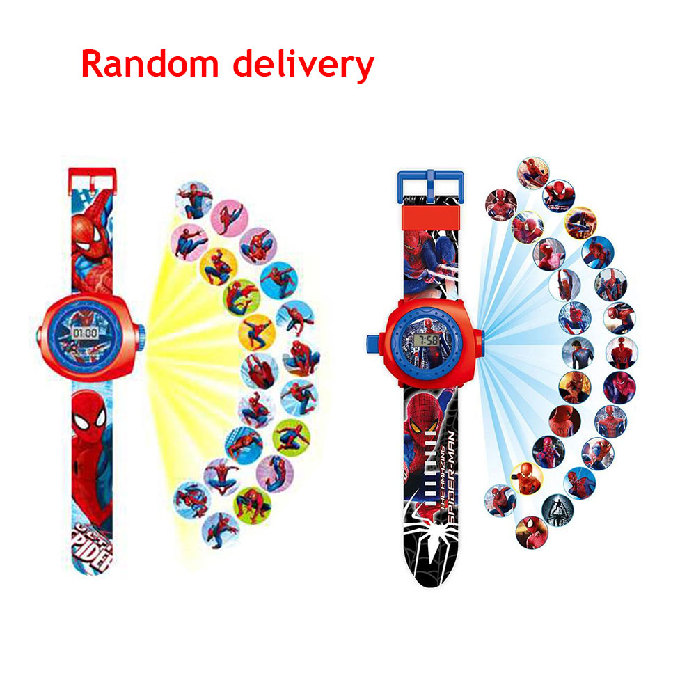 9EC4-3D-Cartoon-Projection-Watch-Wristwatch-Doraemon-Children-Christmas-New