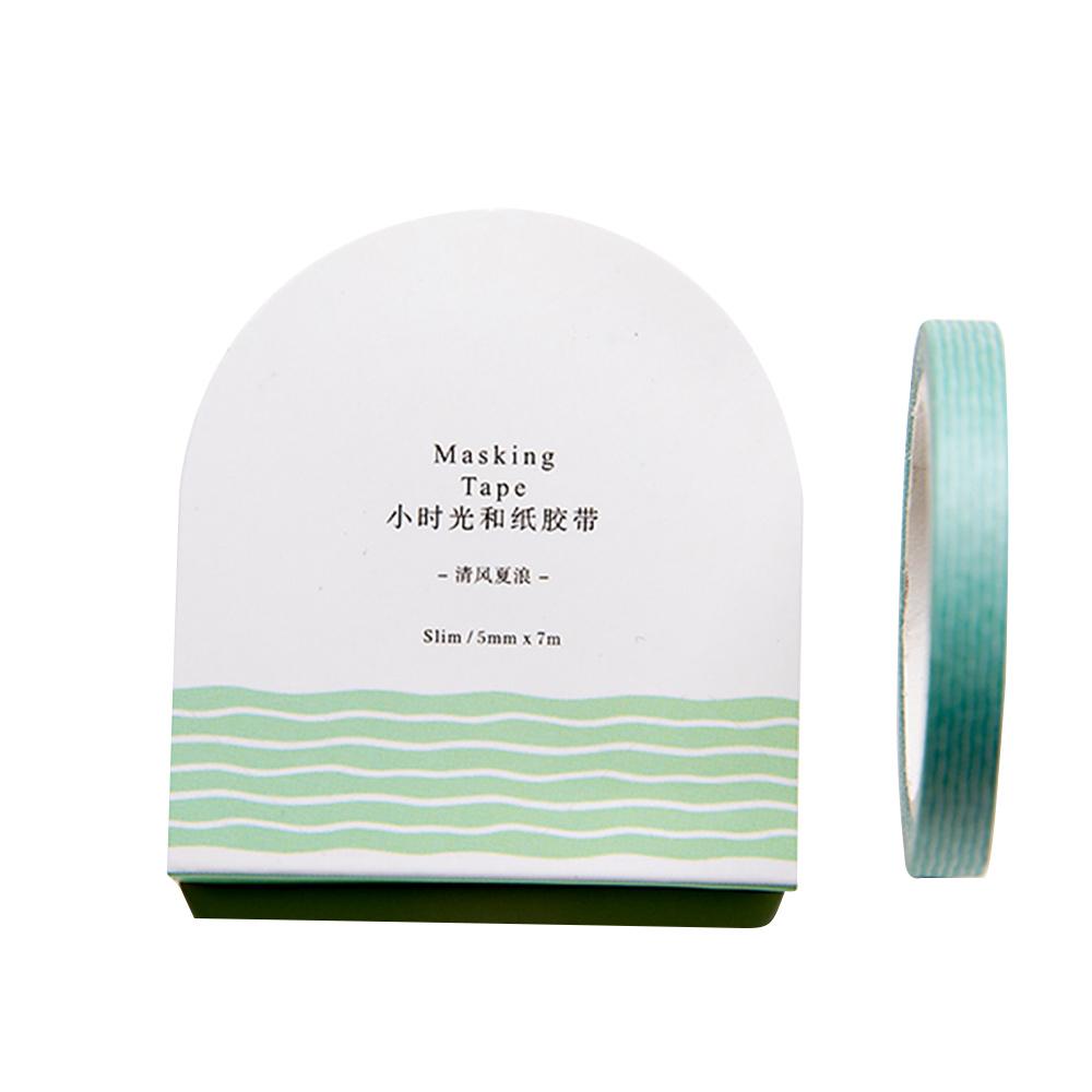 2BD5-DIY-7M-Masking-Tape-Paper-Flower-Animal-For-Room-Wall-Adhesive-Washi-Tape