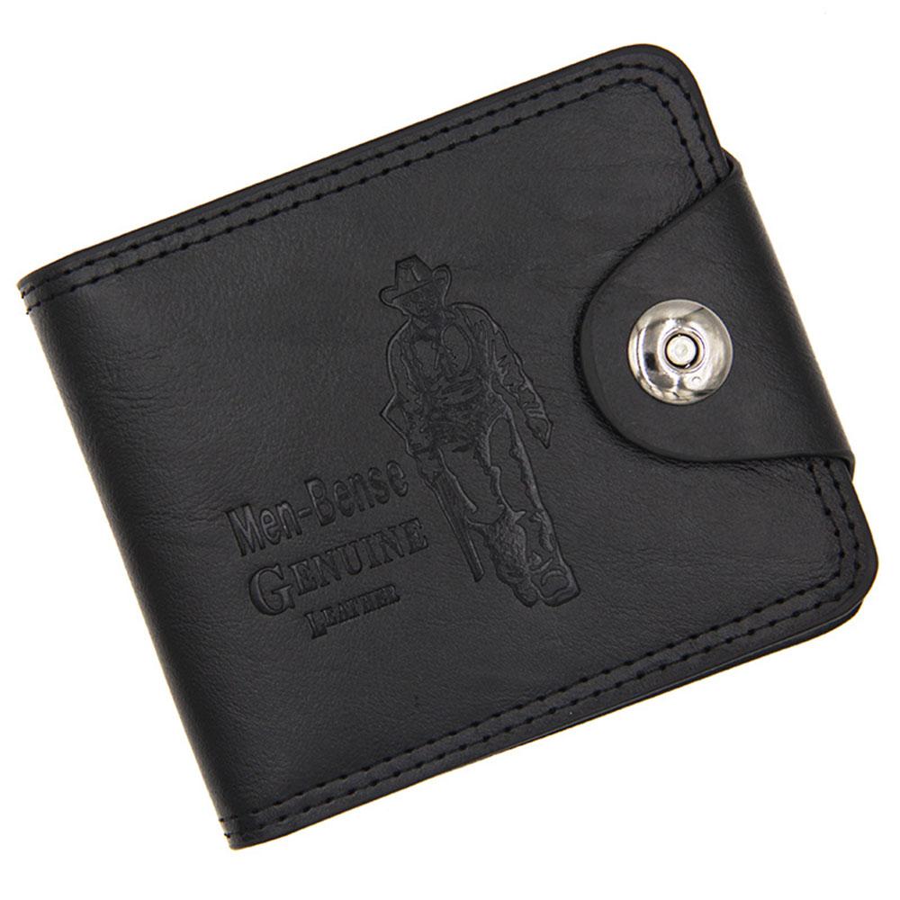 EFE3-Purses-Card-Holder-Genuine-Fold-PU-Leather-Storage-Accessories-ID-Card
