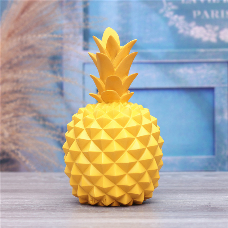 74E8-Pink-Zakka-Storage-Piggy-Bank-Pineapple-Yellow