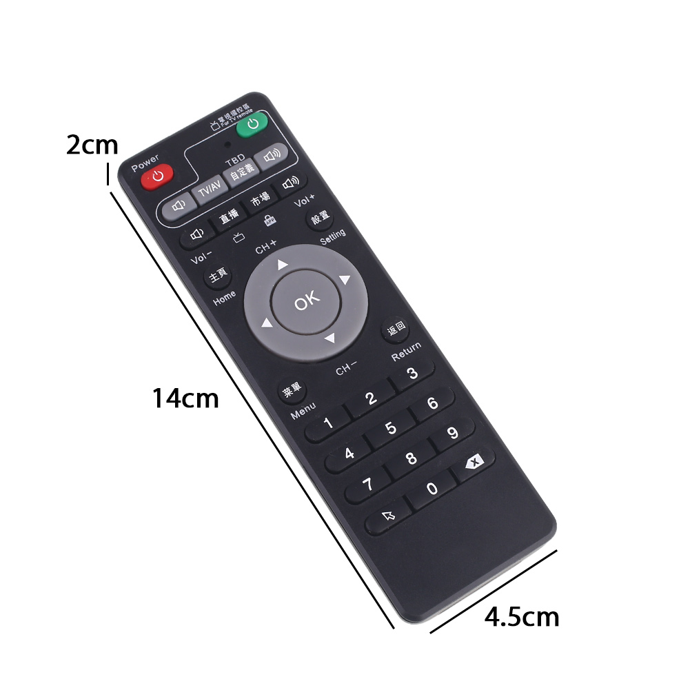 Details about Remote Control for Unblock Tech Ubox Smart TV box ALL models  Gen free shipping